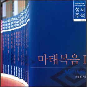 대한기독교서회 창립100주년 기념 성서주석 신구약 세트(전56권)-완간
