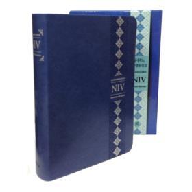 두란노 개역개정 NIV영한성경-네이비(중,단본,색인)