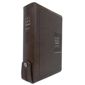 두란노 NIV 우리말성경 (중/합본/색인) - 다크브라운
