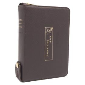 개역개정 큰글자 굿데이성경전서 NKR62EWXU (새찬/소/합색/돈피) - 다크브라운