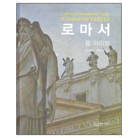 톰라이트-로마서(NIB주석) 양장