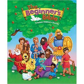 어린이그림성경(영문판)-원서THE BEGINNERS BIBLE