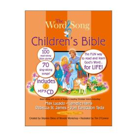 원서 The Word & Song Children's Bible with 1 MP3 CD(워드송)