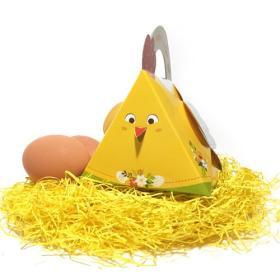 파이디온 계란포장(10매)노랑