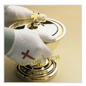 성례용 장갑