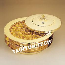 금 성찬기(3단 1세트 THGAL-45)