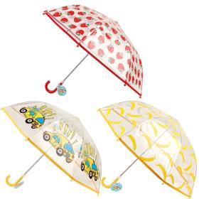 [착불택배]아이콘투명우산