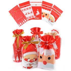 [착불택배] 크리스마스 선물봉투[120원x50개]