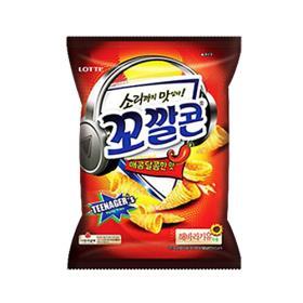 (185925)꼬깔콘 매콤한맛72g