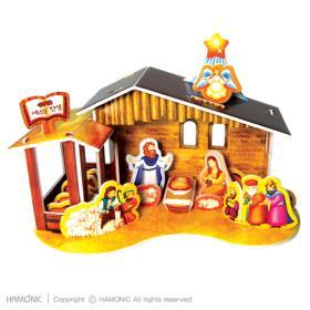 성경마을-예수님탄생(입체퍼즐)
