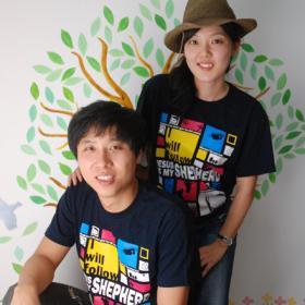 꼬마목동 단체 티셔츠 SHEPHERD (주문 및 배송: 10일 소요)