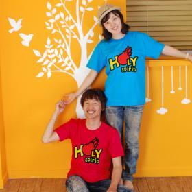 꼬마목동 티셔츠 HOLY SPIRIT