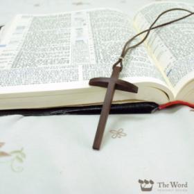 샬롬 목걸이 십자가(차량용걸이겸용)