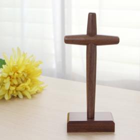 원목탁상십자가(1)