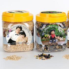 [무료배송/답례품/선한발아곡식] 발명특허출원중, 상황버섯水로 싹을틔운 선한발아곡식 답례품