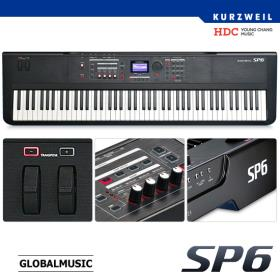 [리퍼/무료배송]  영창 커즈와일 신디사이저 SP6 (KURZWEIL SP-6)