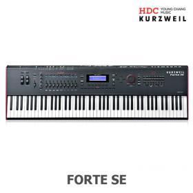 [리퍼/무료배송] 영창 커즈와일 신디사이저 Forte SE 포르테SE 전자건반