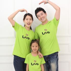 사랑(Love) 티셔츠(7색)