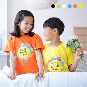 2019 교회단체티 Lets Build it up 해바라기 아동 여름성경학교