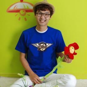 꼬마목동 티셔츠 수퍼스타2 (20수 두터운 면)