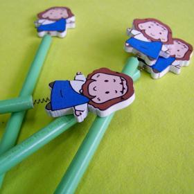 꼬마목동 스프링연필