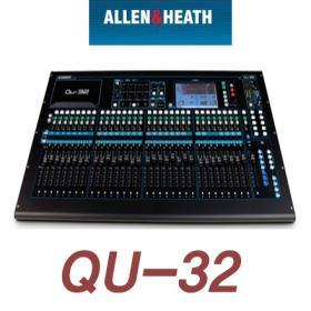 [디지털믹서]QU-32 / ALLEN&HEATH / 알렌히스 / QU32