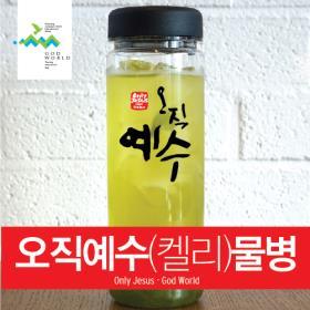 <갓월드> 오직예수 _ 일러스트보틀(500ml)