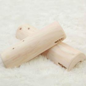 편백나무 목침 경침