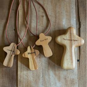 † Joseph -차량용십자가, 원목십자가, 나무십자가