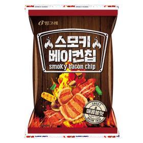 (320755)베이컨칩매콤불맛70g