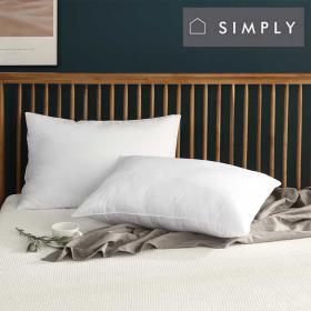 simply home 빨아쓰는 향균 베개솜 40*60 1+1세트