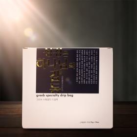 성경에디션 드립백 스페셜티 샘플러 11종 15g*15개