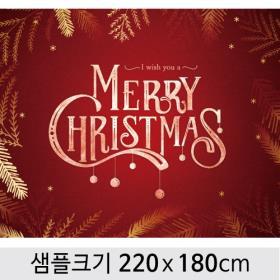 [디자인다소] 크리스마스현수막-444 ,  ( 220 x 180 )