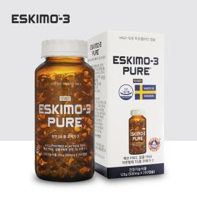 [무료배송/오메가-3] 에스키모-3 퓨어 (캡슐)