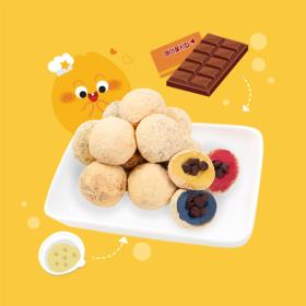 요리하는떡카소 초코인절미 만들기 쿠킹박스 체험키트 DIY