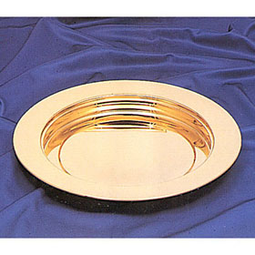 금 떡그릇 밑판 1개 -(THG-26호)