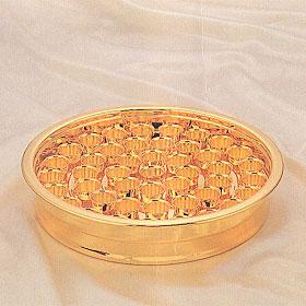 성찬기 밑판 - 금도금 (D-45호)