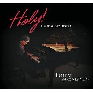 Holy!(홀리!) - 테리 맥알몬 & 프라하 필하모닉 오케스트라(CD)