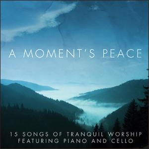 A Moment`s Peace - 피아노&첼로(CD)
