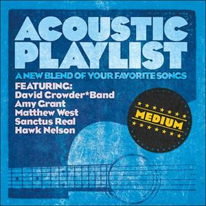 Acoustic Playlist - Medium (CD)