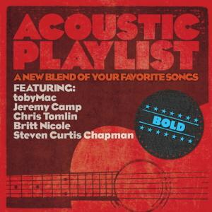 Acoustic playlist 어쿠스틱 플레이리스트 - Bold (CD)