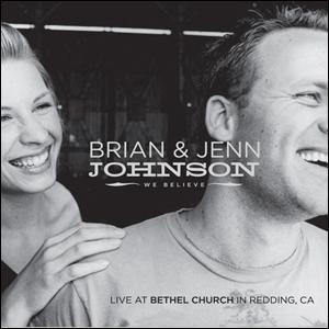 Brian&Jenn Johnson-We Believe(CD)