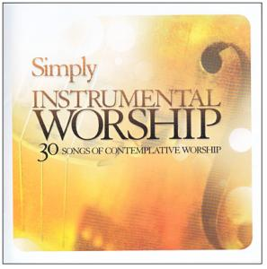Simply Instrumental Worship (CD)