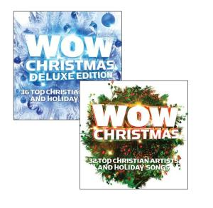 WOW Christmas SET (CD)