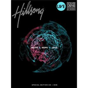 힐송 2009 _ Hillsong Live Worship - FAITH + HOPE + LOVE (CD+DVD)