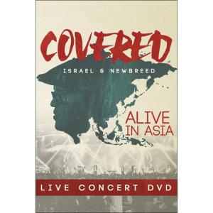 �̽�����ư(Israel&new bread)-COVERED:ALIVE IN ASIA-(DVD)