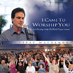 테리 맥알몬 2집 Terry Macalmon - I came to worship you (CD)