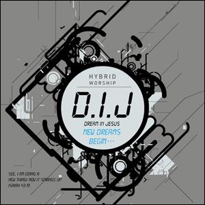 [인피니티워십증정]New Dream Begin-D.I.J (CD)