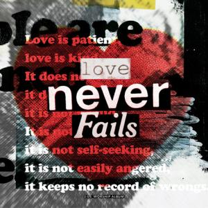 J-US 라이브워십-Love Never Fails(CD)