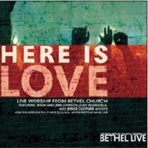 Bethel Church (벧엘 처치) - Here is Love (CD)